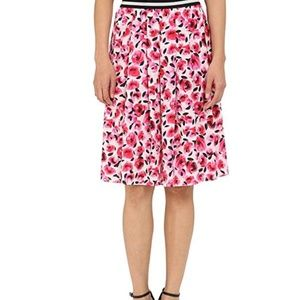 kate spade 3 skirts sizes 0 nwt + two size 2 nwot